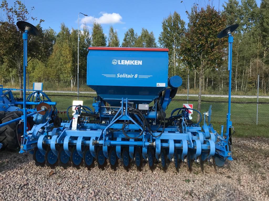 Lemken Solitair 8/400 DS 150, Kylvökoneet, Maatalouskoneet