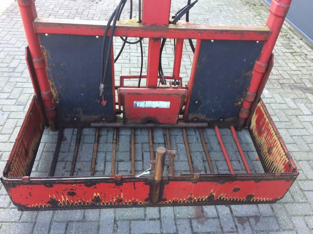 BvL 195 DW, Silolosmachines, Landbouw