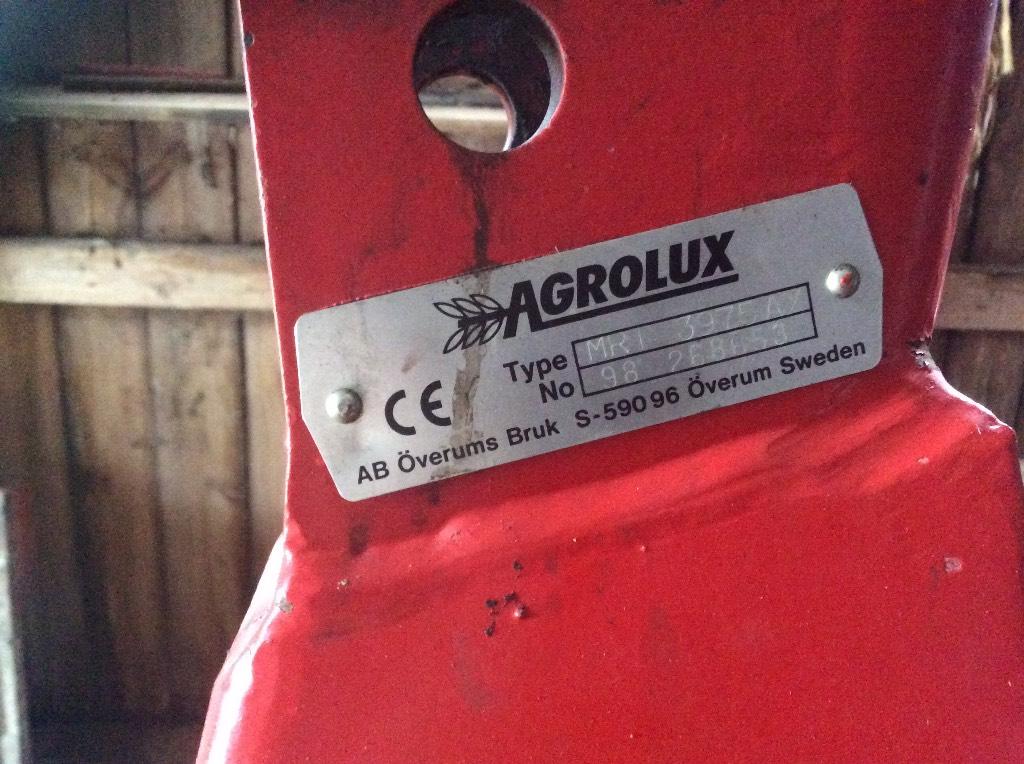 Agrolux MRT 3975 AX, Paluuaurat, Maatalous
