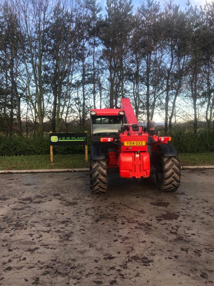 Manitou MLT 634-120 PS, Telehandlers for agriculture, Agriculture
