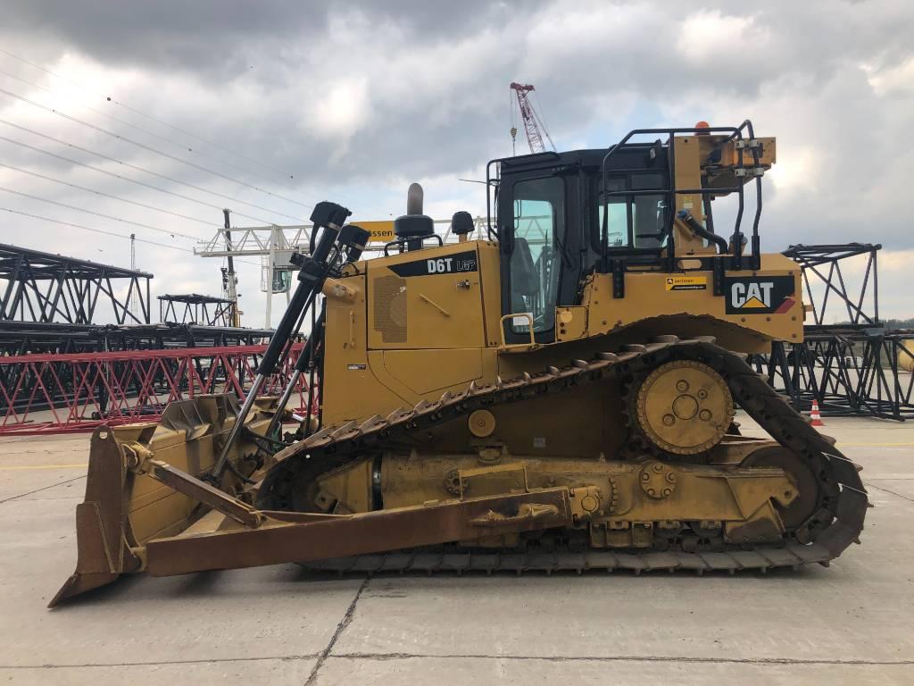 Caterpillar D 6 T LGP (new u/c), Dozers, Construction