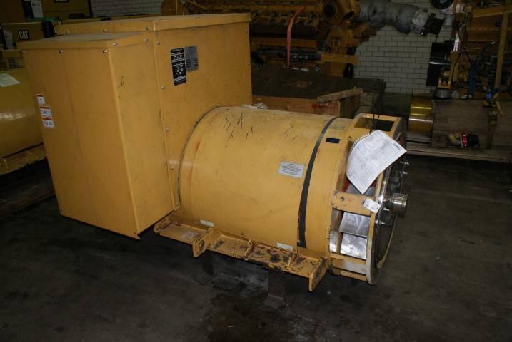 Rebuilt Caterpillar Generator End SR 4 - 1020kW - DPH 103959, Generator Ends, Construction