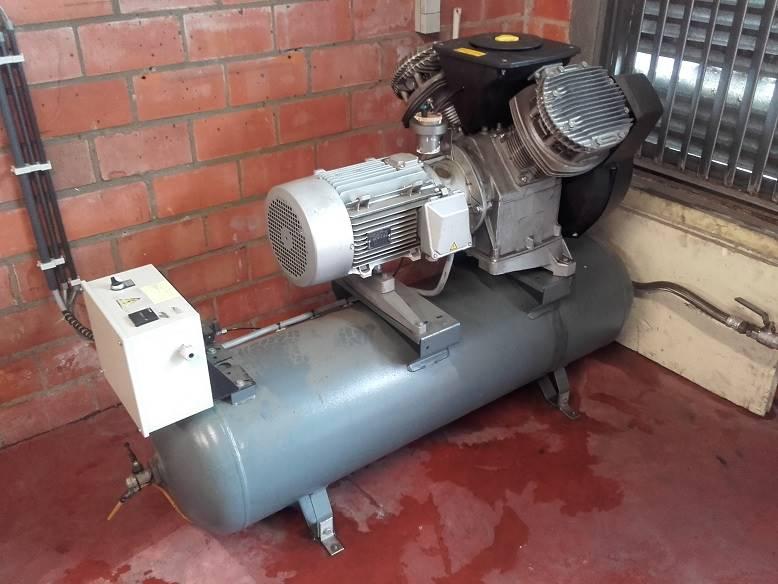 Atlas Copco LE15, Compressors, Industrial