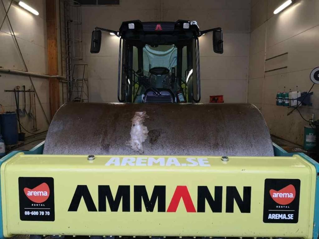 Ammann ARS200 *UTHYRES/FOR RENT*, Envalsvältar, Entreprenad