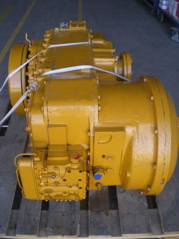 [Other] Boîte de vitesses ZF 4WG65, Other, Construction