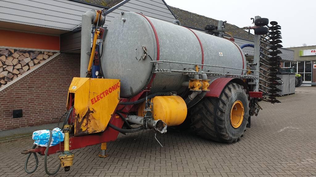 Vredo 9800E, Slurry Tankers, Agriculture