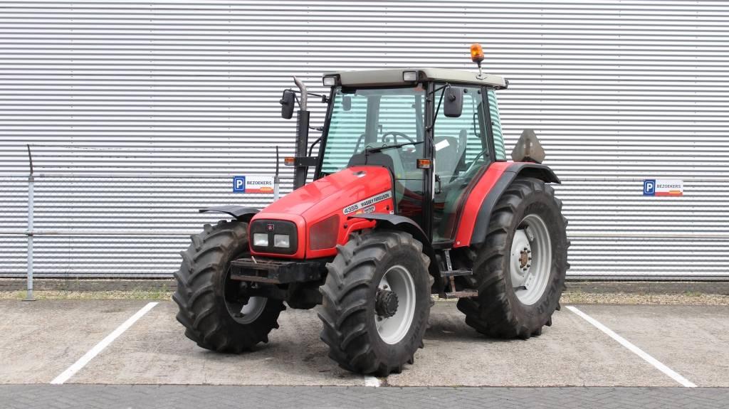 Massey Ferguson 4355 PowerShuttle, Tractoren, Landbouw