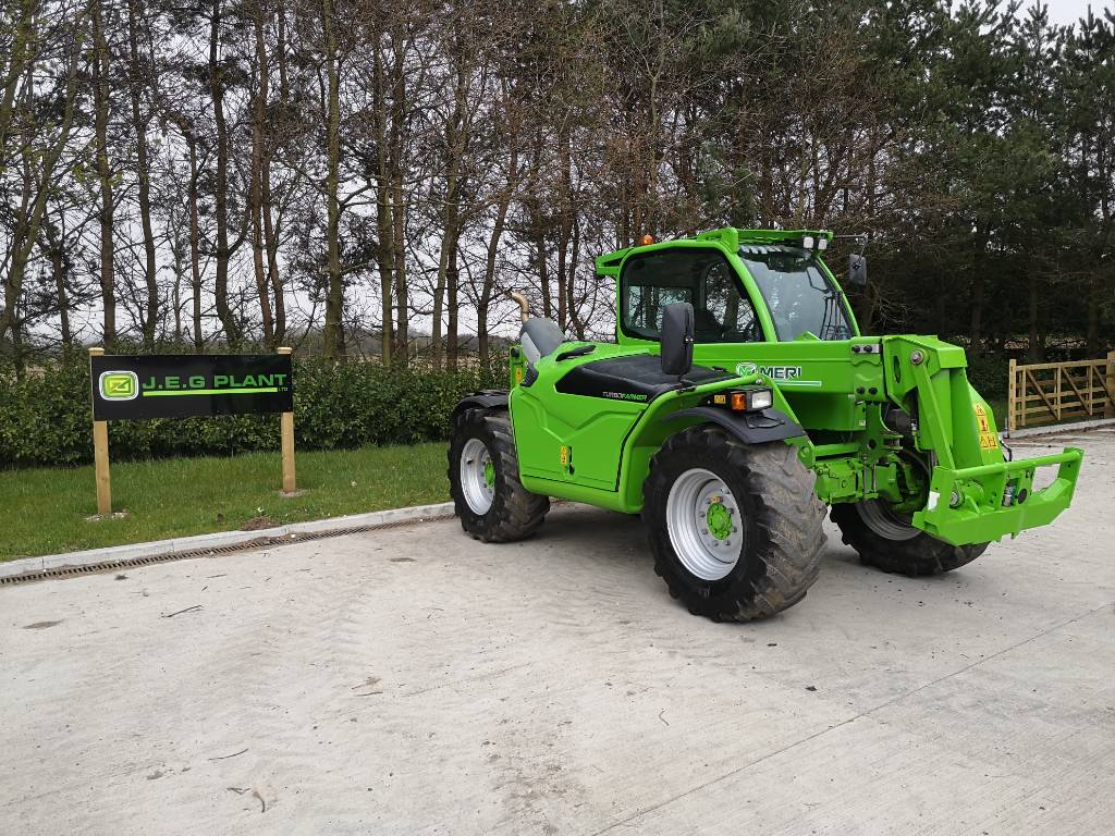 Merlo TF 42.7CS-140, Telehandlers for agriculture, Agriculture