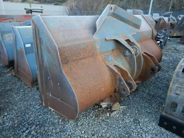 Volvo Schaufel Festanbau für L90H, Buckets, Construction Equipment