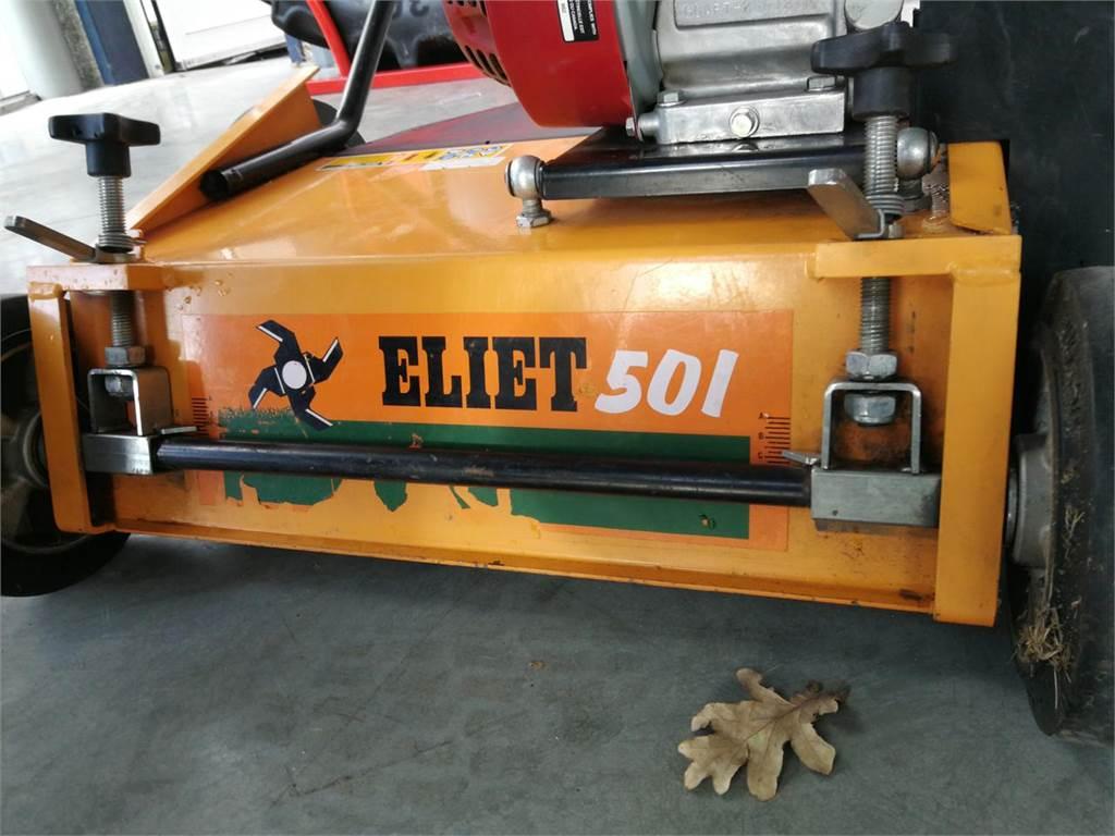 Eliet VERTICUTERMACH E501, Overige terreinbeheermachines, Terreinbeheer