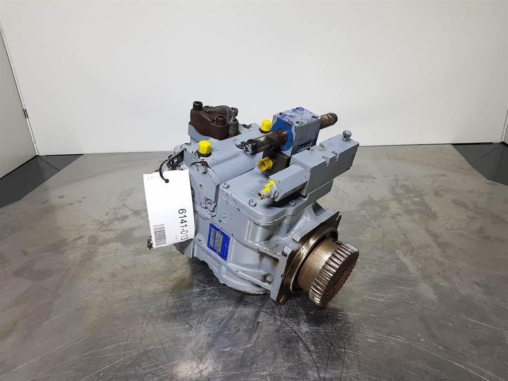 [Other] Sauer Sundstrand 90R075ZDDNN64 -600450-Drive pump