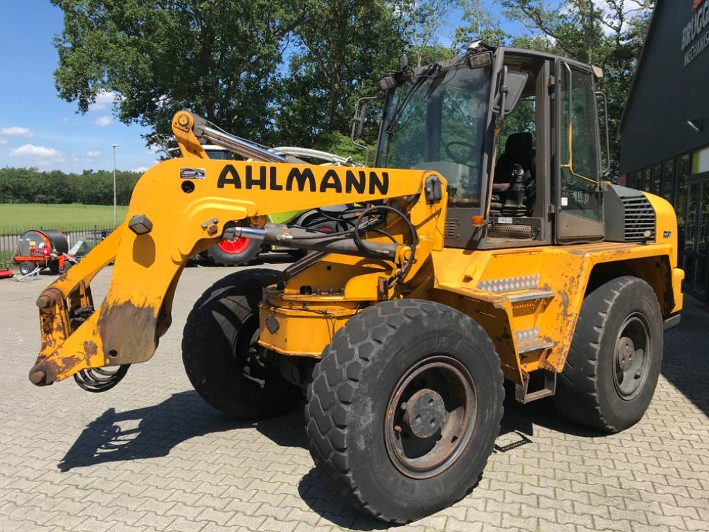 Ahlmann AZ 150, Other loading and digging and accessories, Agriculture