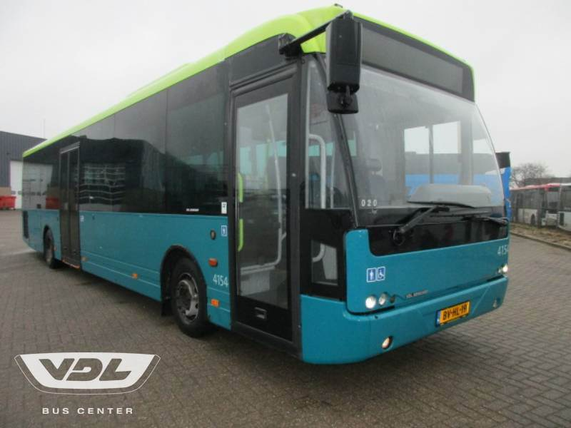 VDL Berkhof Ambassador 200, Městské autobusy, Přepravní technika