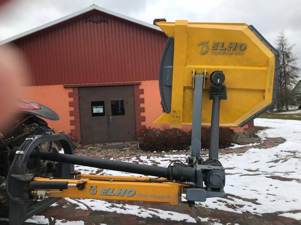 Elho Tornado 440, Citi, Lauksaimniecība