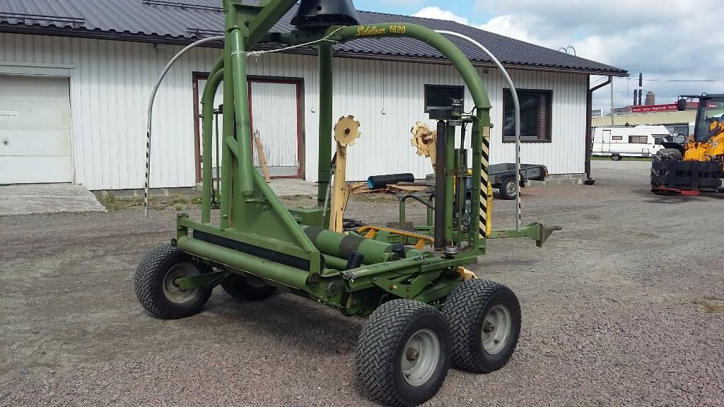 Elho SideLiner 1620 Automatic, Käärijät, Maatalous