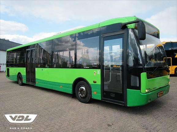 VDL Berkhof Ambassador 200, Public transport, Vehicles