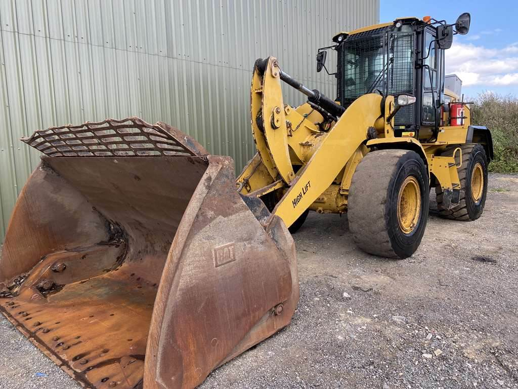 Caterpillar 930M Waste Handler, Wheel Loaders, Construction