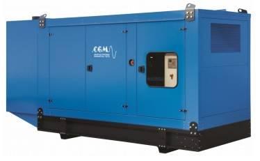 CGM e300F - 330 Kva Iveco Stage IIIA / CCR2 generator, Diesel generatoren, Bouw