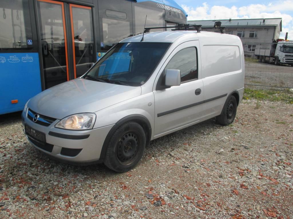 Opel Combo, Panel vans, Trucks and Trailers