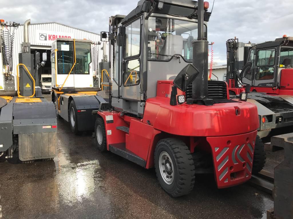 Kalmar DCE 70-6, Diesel trucks, Material Handling