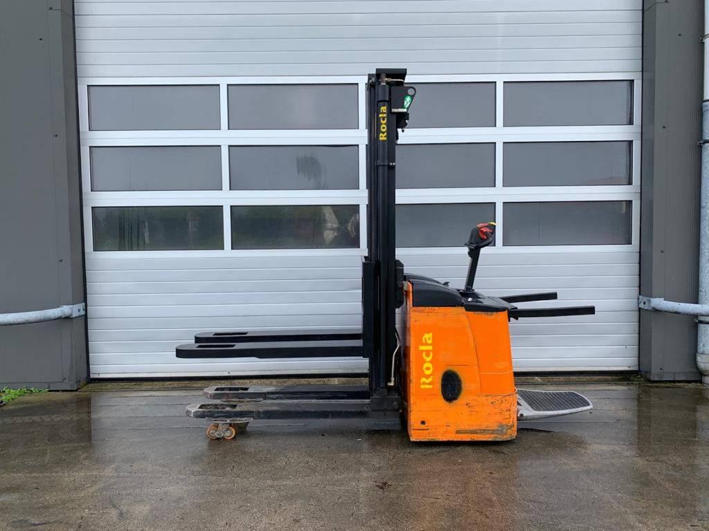 Rocla 1.6 ton elektrische stapelaar SP16I Stacker pallet, Zelfrijdende stapelaars, Laden en lossen