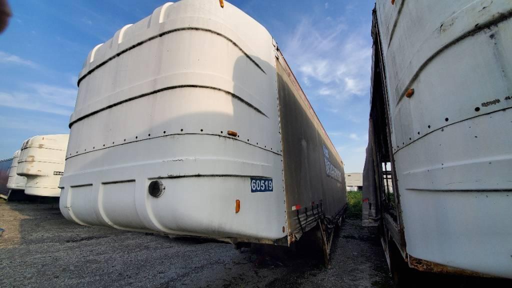 60519 Nuvan Enclosed, Car Haulers, Trucks and Trailers