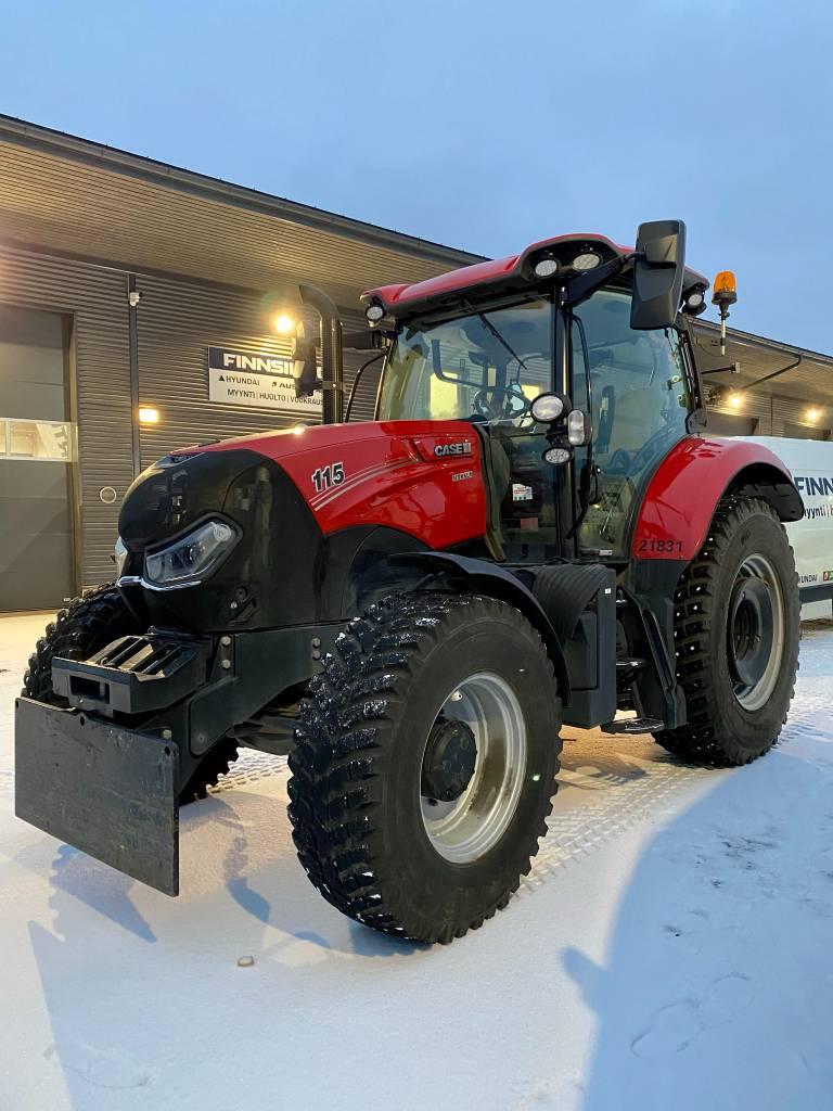 CASE IH CVX 115, Traktorit, Maatalous