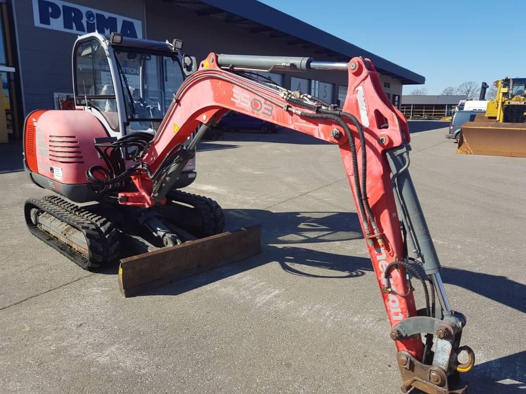 Neuson 3503 RD, Mini Excavators <7t (Mini Diggers), Construction Equipment