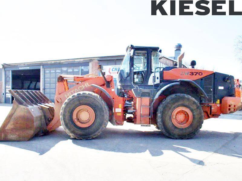 Hitachi ZW 370-5, Wheel Loaders, Construction Equipment