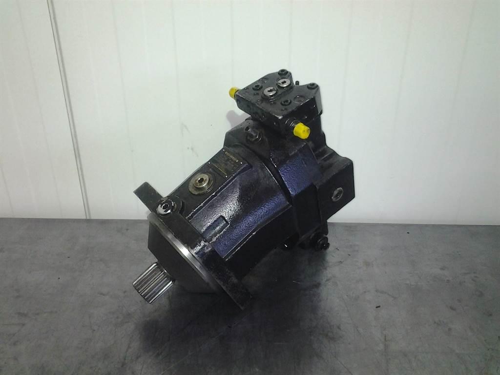 Brueninghaus Hydromatik A6VM107DA1/63W -Ahlmann AZ14-Drive motor/Fahrmotor
