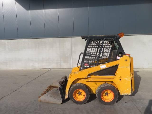 Bobcat S 70, Schrankladers, Bouw