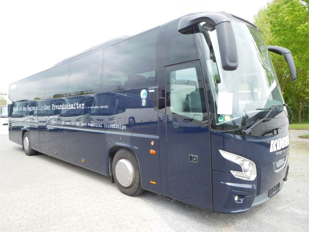 VDL Futura FHD2 - 129/365, Touringcar, Transport