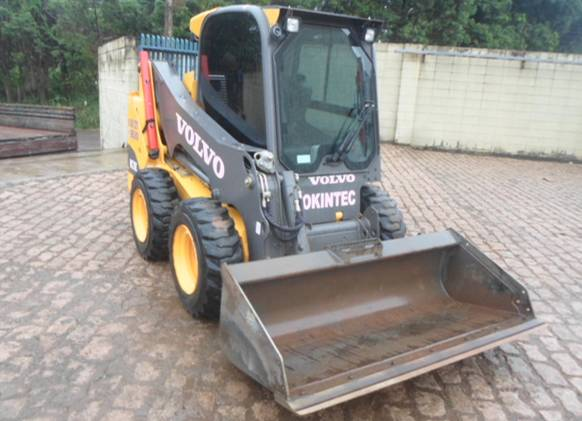 Volvo MC70C, Compact Track/Skid Steer, Construction Equipment