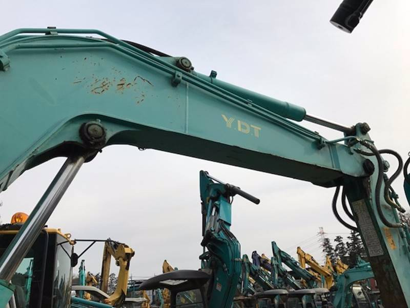 Kobelco SK60SR, Mini excavators < 7t (Mini diggers), Construction