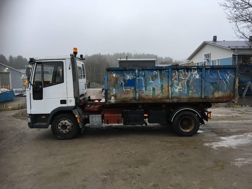 Iveco 100E18-P-44, Vaihtolava-autot, Kuljetuskalusto