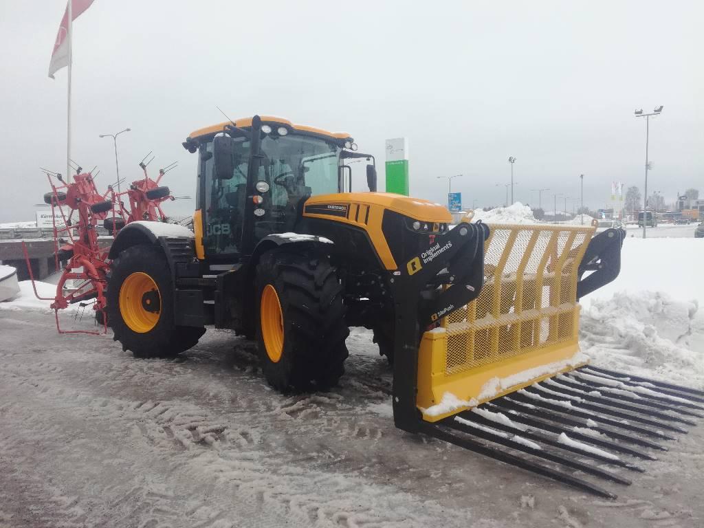 Ålö Silopush 300 HX 3PL, Muut heinä- ja tuorerehukoneet, Maatalous