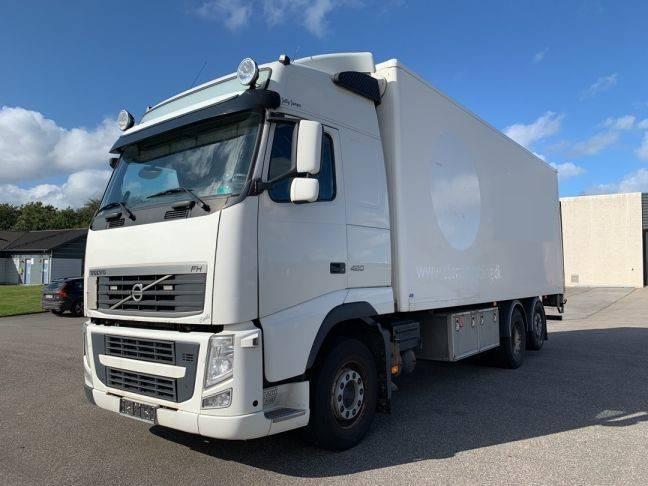 Volvo FH 420 MANUAL, Box trucks, Trucks and Trailers