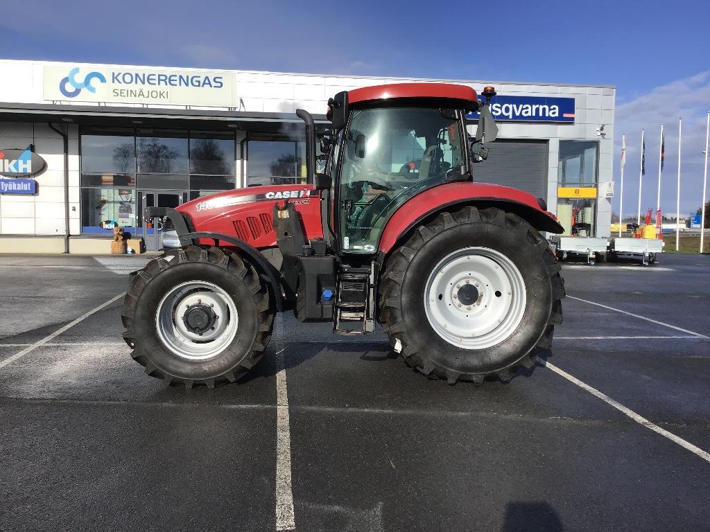 Case IH Maxxum 140 MC 50km/h, Traktorit, Maatalous
