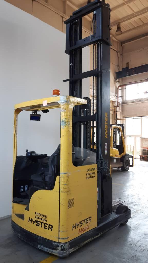 Hyster R1.6HD, Reach Trucks, Material Handling