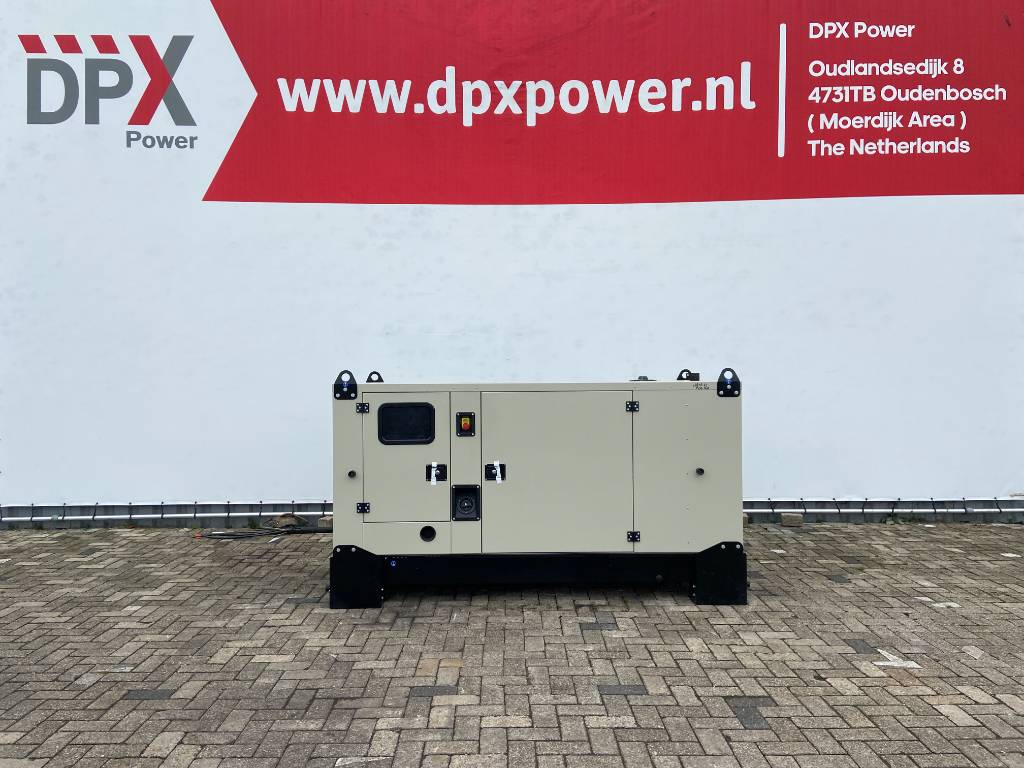 Perkins 1104C-44TA - 110 kVA Generator - DPX-17656-43, Diesel generatoren, Bouw