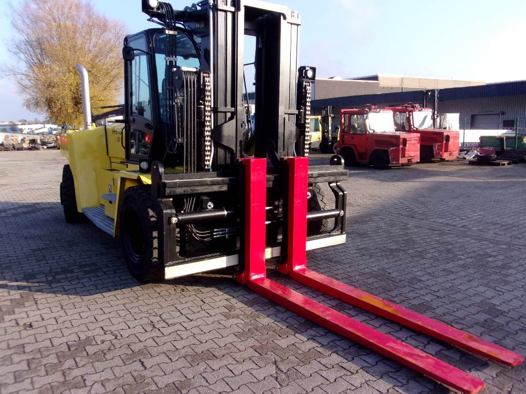 Hyster H 18.00 XM-9, Diesel counterbalance Forklifts, Material Handling
