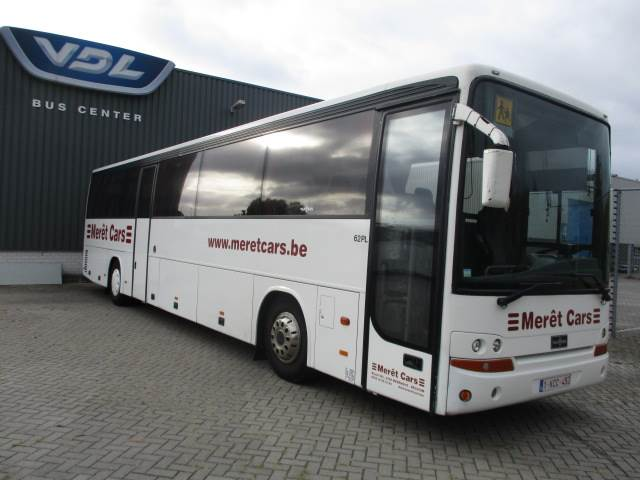 Van Hool T 916 TL, Intercity, Vehicles