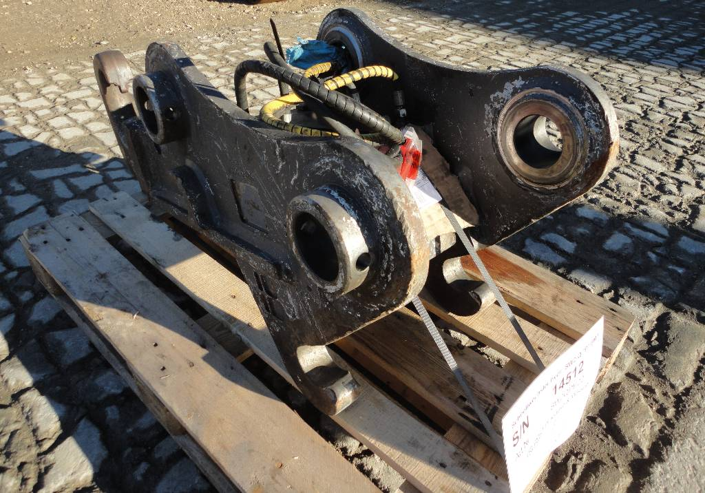 BMT Schnellwechsler hyd. SW2-Q, Quick Connectors, Construction Equipment