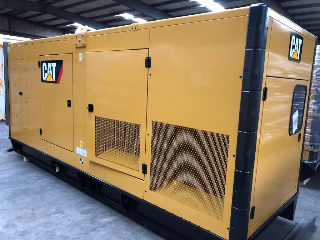 Caterpillar C13 E0 - Generator Set - 450 kVa - DPH 98013, Diesel Generators, Construction
