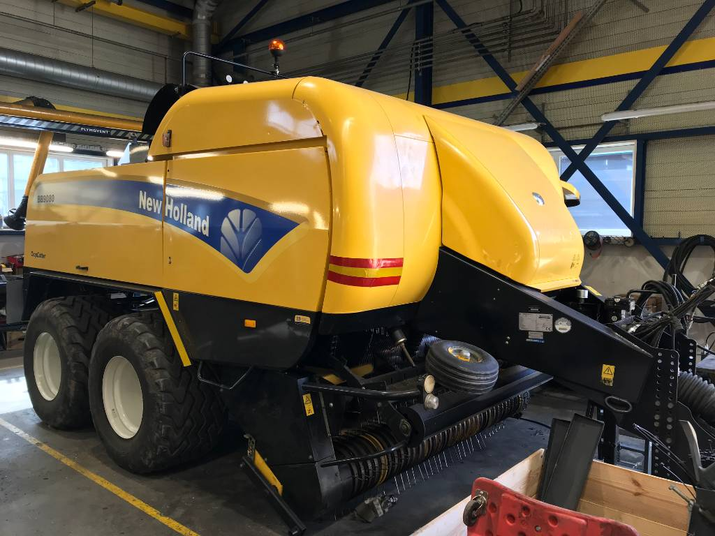 New Holland BB9080, Vierkante balenpers, All Used Machines