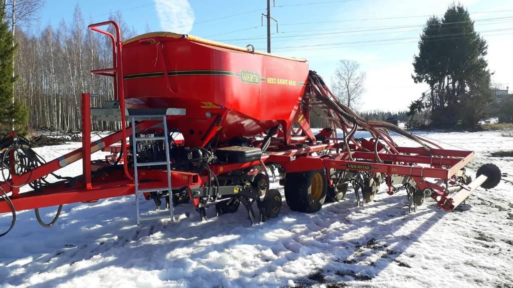 Väderstad Seed Hawk 600 C, Külvikud, Põllumajandus