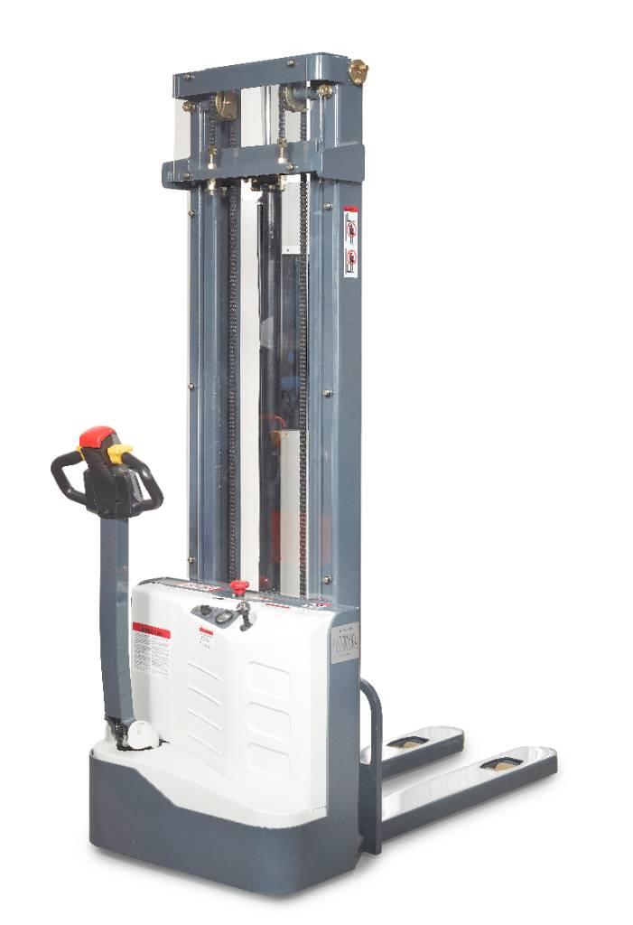 Handy PVK12-3600Li, Käyden ajettavat pinoamistrukit, Materiaalinkäsittely