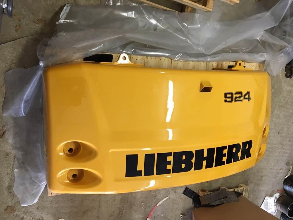 Liebherr A924 Litronic EW Ballastgewicht leicht, Mobilbagger, Baumaschinen