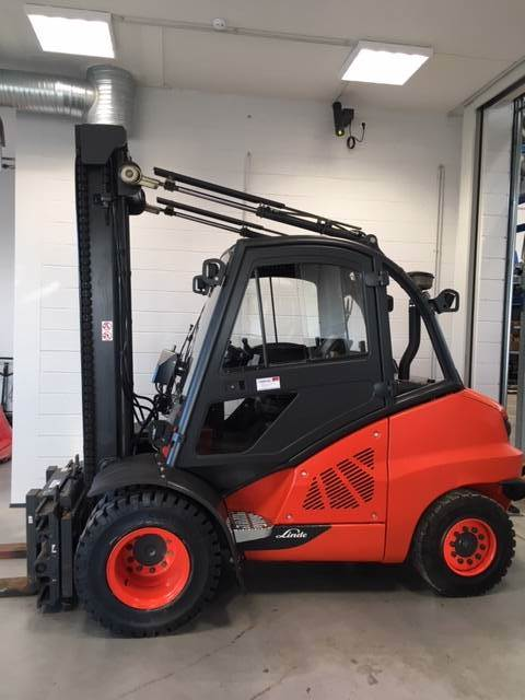 Linde H50D600/394, Diesel trucks, Material Handling