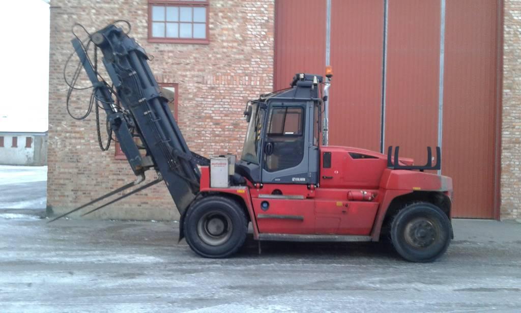 Kalmar DCG 160-6, Diesel trucks, Material Handling